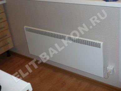 9 Obogrevatel dlya balkona elektricheskij NOBO 1 2KV 387x291 - Обогреватель для балкона электрический NOBO