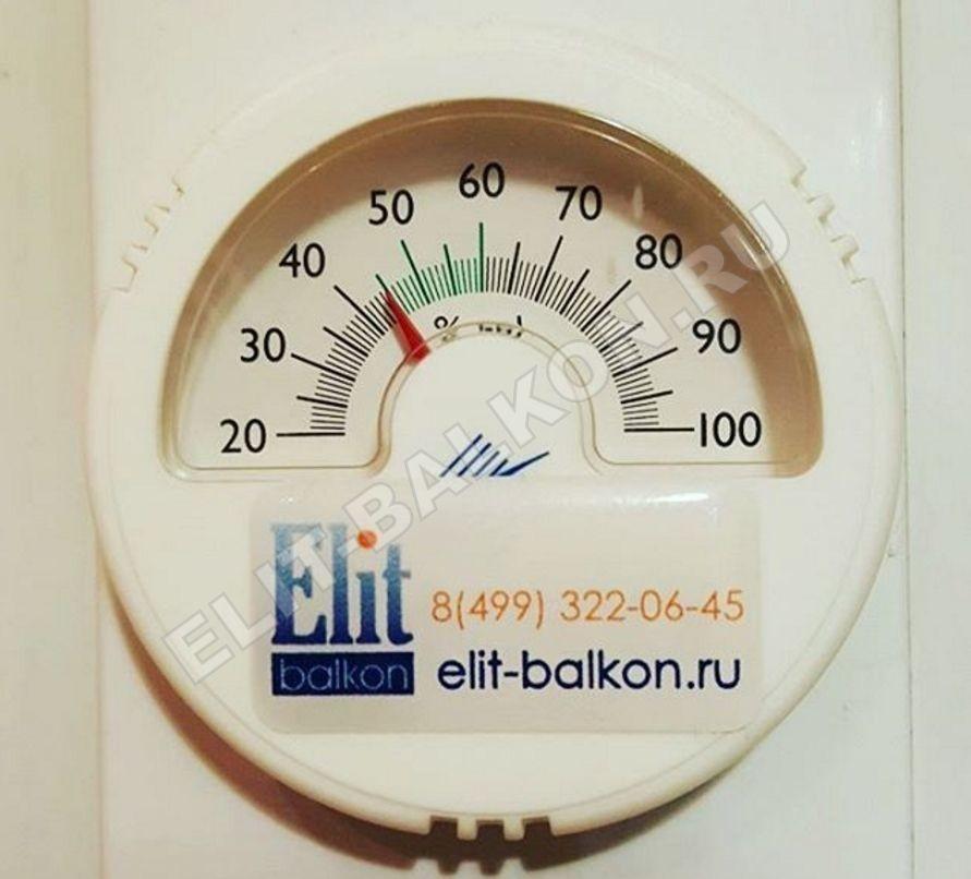 gigromert boneko boneco mekhanicheskiy 4 - Гигрометр Boneco 7057