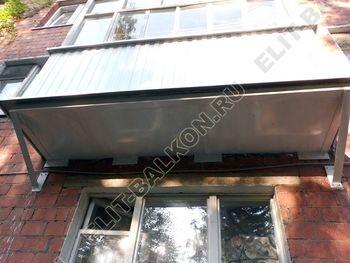 ukreplenie balkona elinbalkon5 387x291 - Фото остекления одного балкона № 19