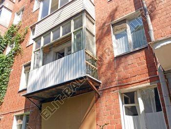 ukreplenie balkona elinbalkon95 387x291 - Фото остекления одного балкона № 19