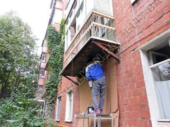 ukreplenie balkona elinbalkon97 387x291 - Фото остекления одного балкона № 19