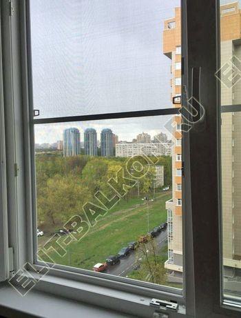 Фото остекления одного балкона № 21
