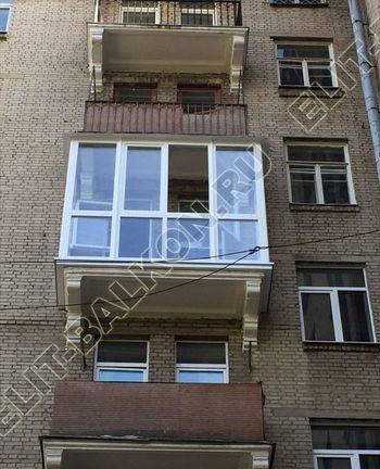 ukreplenie pod frantsuzskoe osteklenie ot pola do potolka s vynosom po perimetru1 387x291 - Фото остекления одного балкона № 20