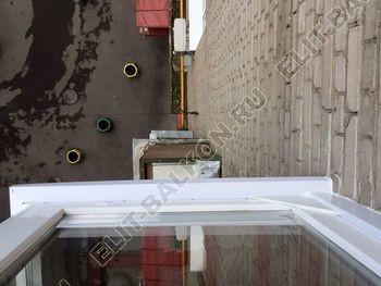ukreplenie pod frantsuzskoe osteklenie ot pola do potolka s vynosom po perimetru18 387x291 - Фото остекления одного балкона № 20
