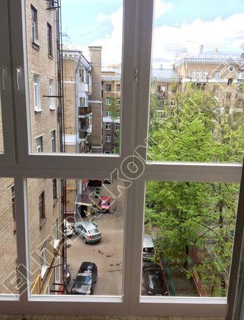 ukreplenie pod frantsuzskoe osteklenie ot pola do potolka s vynosom po perimetru9 387x291 - Фото остекления одного балкона № 20