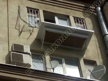ukreplenie s vynosom po perimetru1 387x291 - Фото остекления одного балкона № 22