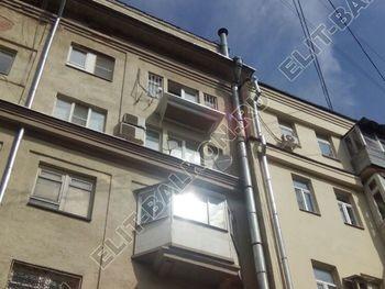 ukreplenie s vynosom po perimetru2 387x291 - Фото остекления одного балкона № 22