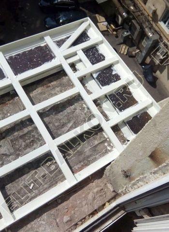 ukreplenie s vynosom po perimetru4 387x291 - Фото остекления одного балкона № 22