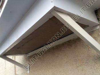 ukreplenie s vynosom po perimetru7 387x291 - Фото остекления одного балкона № 22