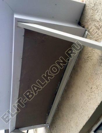 ukreplenie s vynosom po perimetru8 387x291 - Фото остекления одного балкона № 22