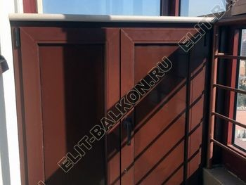 shkaf pod konditsioner na balkon 1 387x291 - Шкаф на балкон под кондиционер