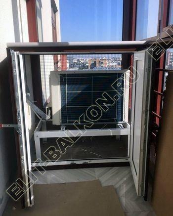 shkaf pod konditsioner na balkon 5 387x291 - Шкаф на балкон под кондиционер