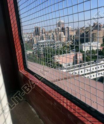 shkaf na balkone pod konditsioner9 387x291 - Фото остекления одного балкона № 28