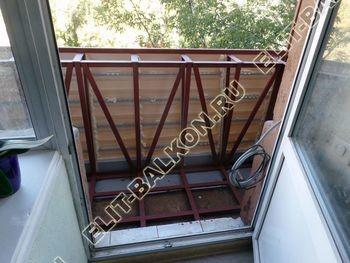 ukreplenie balkona s vynosom i falshkrovlja12 387x291 - Фото остекления одного балкона № 30
