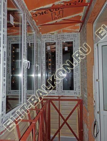 ukreplenie balkona s vynosom i falshkrovlja23 387x291 - Фото остекления одного балкона № 30