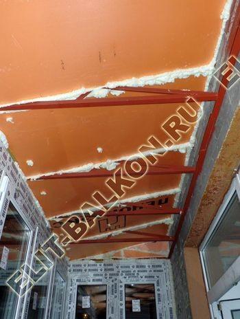 ukreplenie balkona s vynosom i falshkrovlja26 387x291 - Фото остекления одного балкона № 30