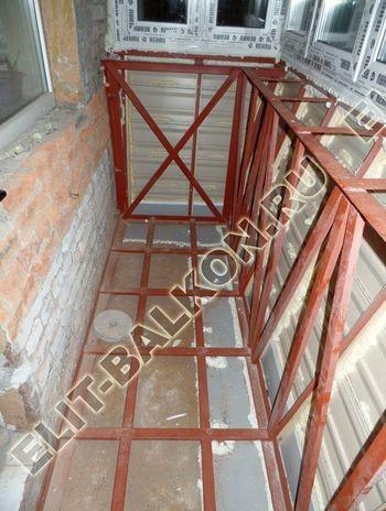 ukreplenie balkona s vynosom i falshkrovlja28 387x291 - Фото остекления одного балкона № 30