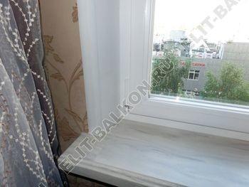 osteklenie okna PVH 1 387x291 - Откосы