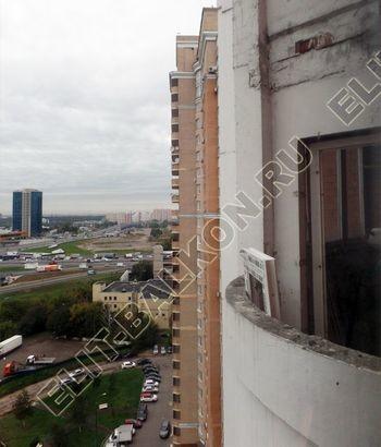 osteklenie zakruglennoj lodzhii pvh15 387x291 - Фото остекления окон № 37
