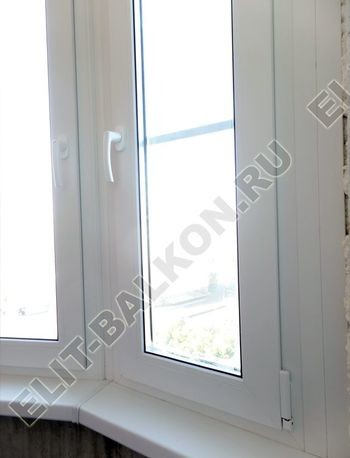 osteklenie zakruglennoj lodzhii pvh16 387x291 - Фото остекления окон № 37