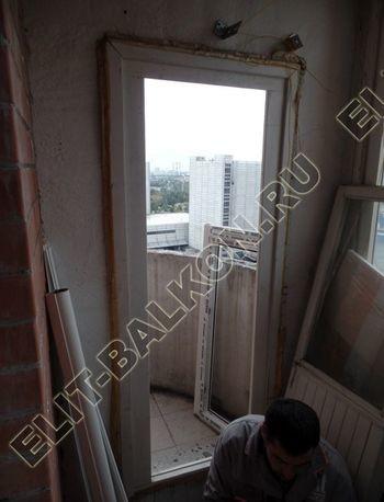 osteklenie zakruglennoj lodzhii pvh19 387x291 - Фото остекления окон № 37