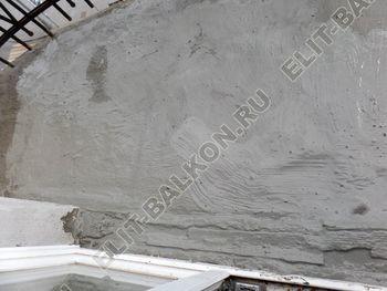 ukreplenie balkonnoj plity gidroizoljatsija ukladka plitki17 387x291 - Фото остекления окон № 38