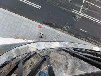ukreplenie balkonnoj plity gidroizoljatsija ukladka plitki29 387x291 - Фото остекления окон № 38