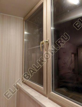osteklenie lodzhii s vnutrennej otdelkoj obiedinenie s komnatoj teplyj pol17 387x291 - Фото остекления балкона № 43