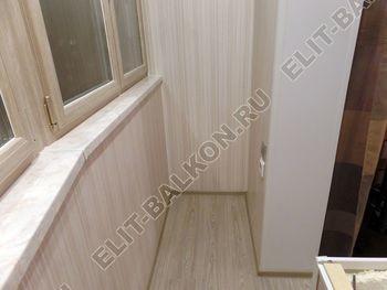 osteklenie lodzhii s vnutrennej otdelkoj obiedinenie s komnatoj teplyj pol9 387x291 - Фото остекления балкона № 43