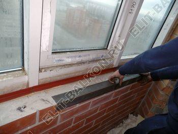 lodzhija uteplenie fasadnogo osteklenija PVH kaleva deco 387x291 - Фасадное теплое остекление