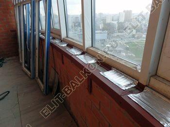 lodzhija uteplenie fasadnogo osteklenija PVH kaleva deco3 387x291 - Фасадное теплое остекление