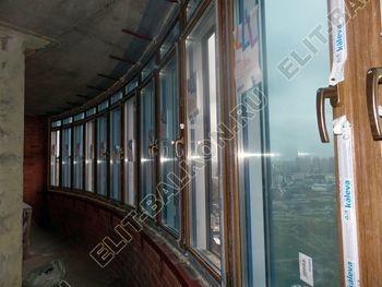lodzhija uteplenie fasadnogo osteklenija PVH kaleva deco5 387x291 - Фасадное теплое остекление