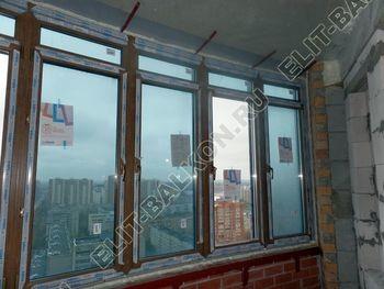 lodzhija uteplenie fasadnogo osteklenija PVH kaleva deco6 387x291 - Фасадное теплое остекление