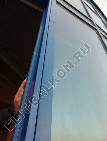 lodzhija uteplenie fasadnogo osteklenija PVH kaleva deco8 387x291 - Фасадное теплое остекление
