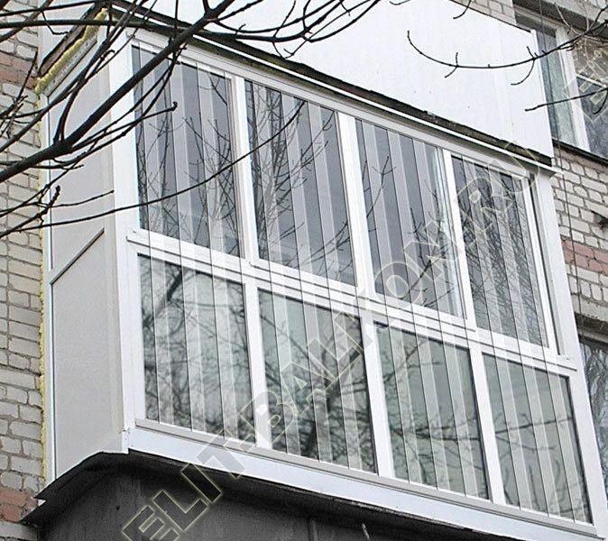 Разрешение на остекление балкона