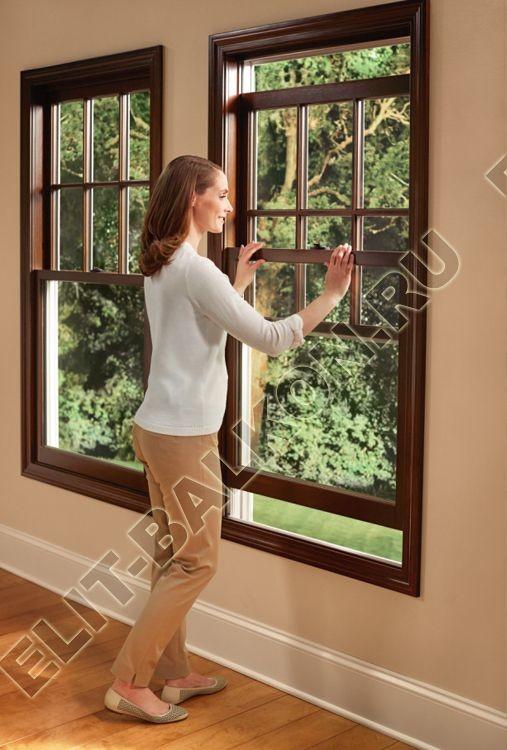 anglijskie amerikanskie okna 19 - Английские (Американские) пластиковые окна Слайдерс