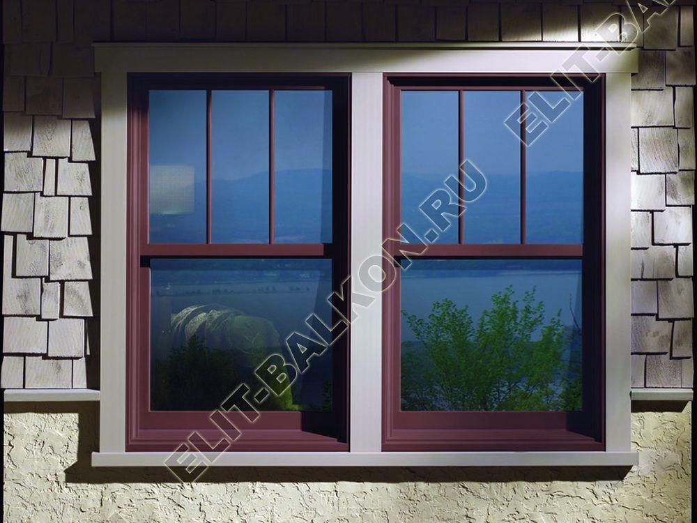 anglijskie amerikanskie okna 7 - Английские (Американские) пластиковые окна Слайдерс