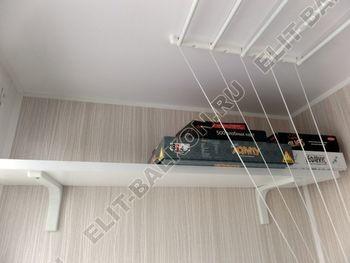osteklenie lodzhii pvh otdelka osveschenie potolochnaja sushka25 387x291 - Фото остекления балкона № 46