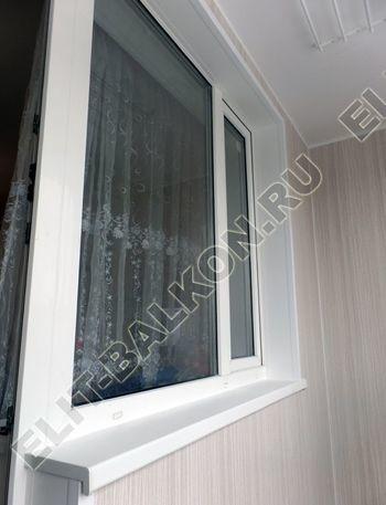 osteklenie lodzhii pvh otdelka osveschenie potolochnaja sushka30 387x291 - Фото остекления балкона № 46