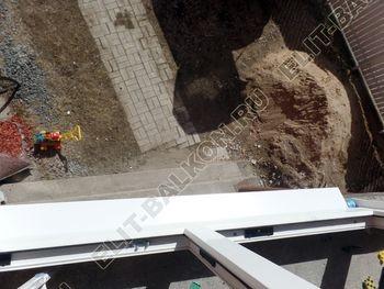 Balkon osteklennyj PVH ot pola do potolka 13 387x291 - Фото остекления балкона № 53
