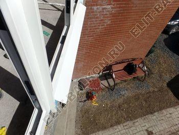 Balkon osteklennyj PVH ot pola do potolka 14 387x291 - Фото остекления балкона № 53