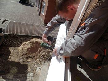 Balkon osteklennyj PVH ot pola do potolka 16 387x291 - Фото остекления балкона № 53