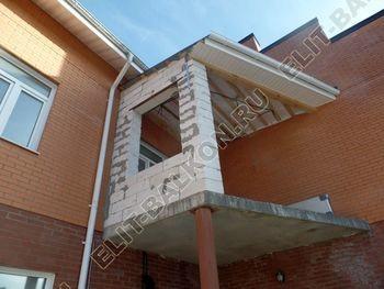 Balkon osteklennyj PVH ot pola do potolka 2 387x291 - Фото остекления балкона № 53