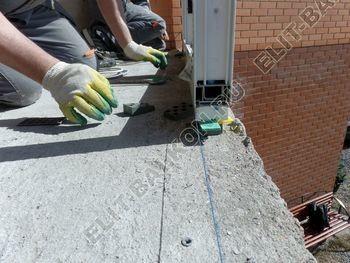 Balkon osteklennyj PVH ot pola do potolka 9 387x291 - Фото остекления балкона № 53