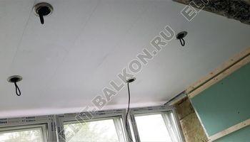 Osteklenie PVH lodzhii s betonnym parapetom vynos otdelka 13 1 387x291 - Фото остекления балкона № 52