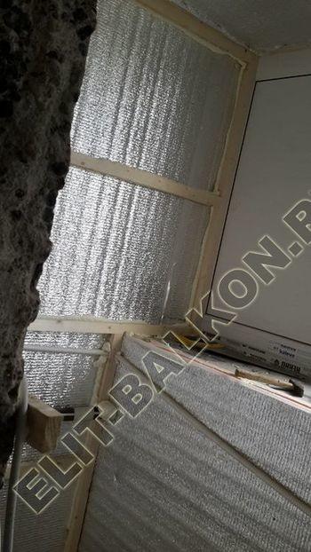 Osteklenie PVH lodzhii s betonnym parapetom vynos otdelka 9 1 387x291 - Фото остекления балкона № 52
