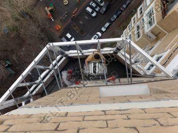 osteklenie balkona PVH s kryshej 38 387x291 - Фото остекления балкона № 47