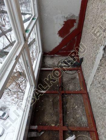 osteklenie lodzhii PVH ot pola do potolka s ukrepleniem plity 14 387x291 - Фото остекления балкона № 48