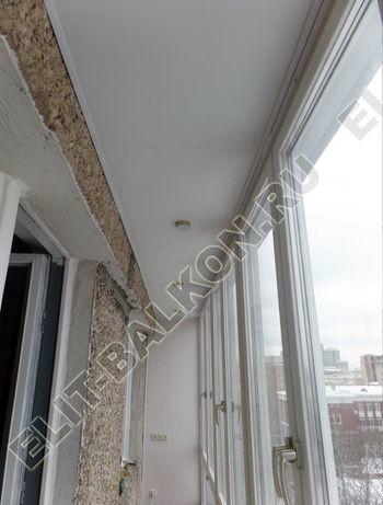 osteklenie lodzhii PVH ot pola do potolka s ukrepleniem plity 23 387x291 - Фото остекления балкона № 48