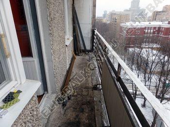 osteklenie lodzhii PVH ot pola do potolka s ukrepleniem plity 3 387x291 - Фото остекления балкона № 48